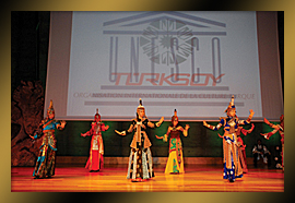 TURKSOY The International Organisation of Turkic culture