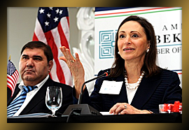 """2011 U.S. - Uzbekistan Annual Business Forum"", November 2011"